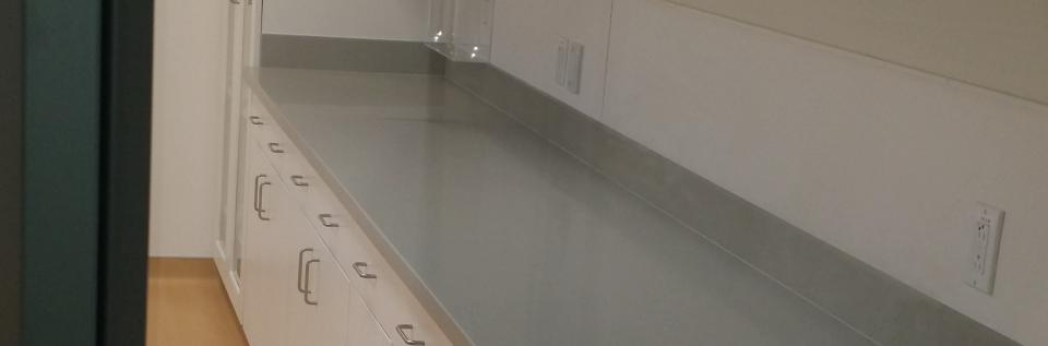 Finished Counter Tops